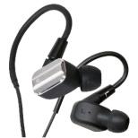 bluetooth イヤホン カナル型 Acoustic Research ブラック AVARE10012 [リモコン・マイク対応 /ワイヤレス(ネックバンド) /Bluetooth /ハイレゾ対応]