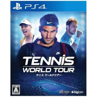 Tennis World Tour 【PS4】