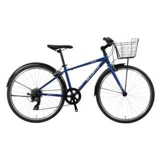 24型 子供用自転車 SCORTO Jr-K(ブルー/7段変速) NE-18-008【2018年モデル】