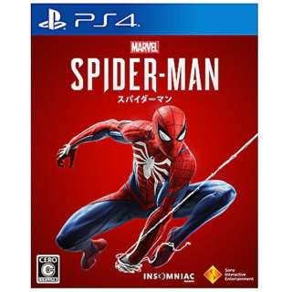 Marvel's Spider-Man 【PS4】