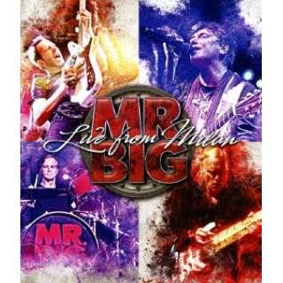 MR.BIG:ライヴ・イン・ミラノ+ジャパン2017オフィシャル・ブートレグ ブル 【CD】