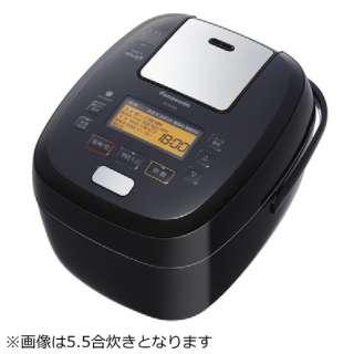 SR-PA188-K 炊飯器 可変圧力おどり炊き ブラック [1升 /圧力IH]