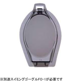 【SPALDING】度付きレンズ/左右兼用 FCL-2(スモーク/-5.00)