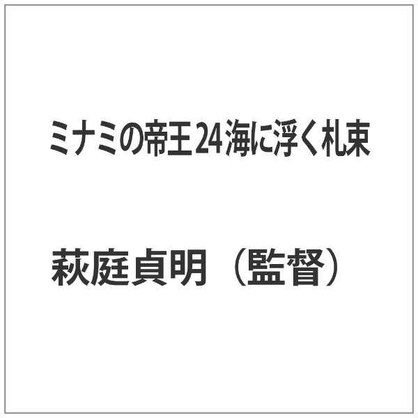 ミナミの帝王 24 海に浮く札束 【DVD】
