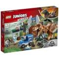 LEGO(レゴ) 10758 ジュニア T-レックスの脱走