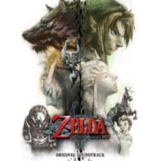 ゼルダの伝説 トワイライトプリンセス HD オリジナルサウンドトラック 【CD】