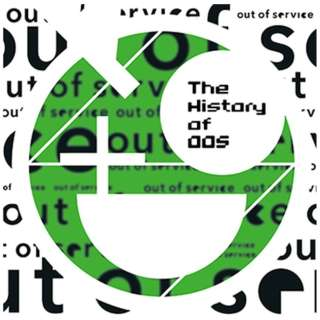 out of service: The History of OOS 【CD】