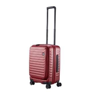 スーツケース 37L(42L) CUBO バーガンディ N-Cubo-S [TSAロック搭載]