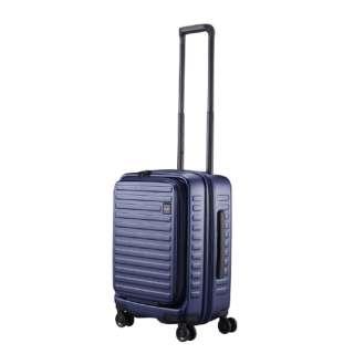 スーツケース 37L(42L) CUBO ネイビー N-Cubo-S [TSAロック搭載]