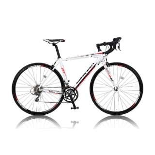 700×23C型 ロードバイク CANOVER ZENOS(ホワイト/490サイズ《適応身長:165cm以上》) CAR-011 【組立商品につき返品不可】