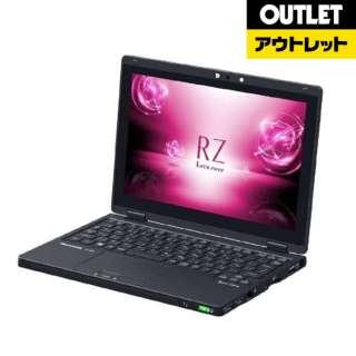 【アウトレット品】 レッツノート RZ【LTE対応 SIMフリー】10.1型タッチ対応ノートPC[Office付き・Win10 Pro・Core i5・SSD 256GB・メモリ 8GB・Nano SIM対応]2018年春モデル CF-RZ6LFMQR ブラック 【生産完了品】
