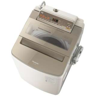 NA-FA100H6-T 全自動洗濯機 FAシリーズ ブラウン [洗濯10.0kg /乾燥機能無 /上開き]