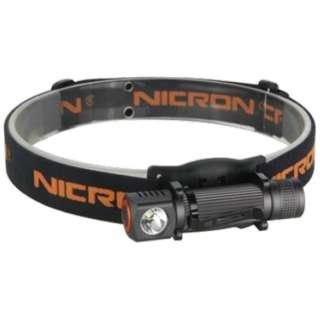 Nicron H10R 脱着式ヘッドライト130LM充電式