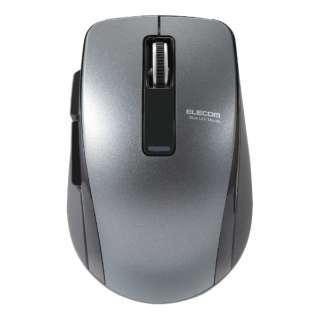 M-BT20BBBK マウス ブラック [BlueLED /5ボタン /Bluetooth /無線(ワイヤレス)]