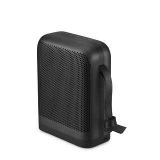 BEOPLAY-P6BLACK ブルートゥース スピーカー ブラック [Bluetooth対応 /防滴]