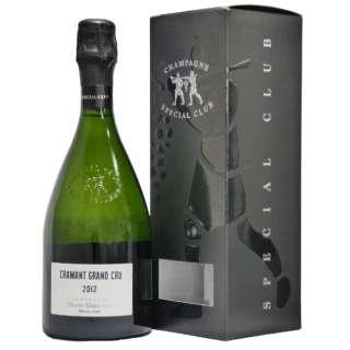 ピエール・ジモネ スペシャル・クラブ グラン・クリュ クラマン 2012 750ml【シャンパン】