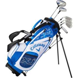 ジュニアゴルフクラブセット  XJ 2 ジュニアセット(6本セット/キャディバッグ付/身長:115~135cm向け)