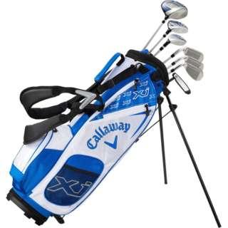 ジュニアゴルフクラブセット  XJ 3 ジュニアセット(7本セット/キャディバッグ付/身長:130~150cm向け)