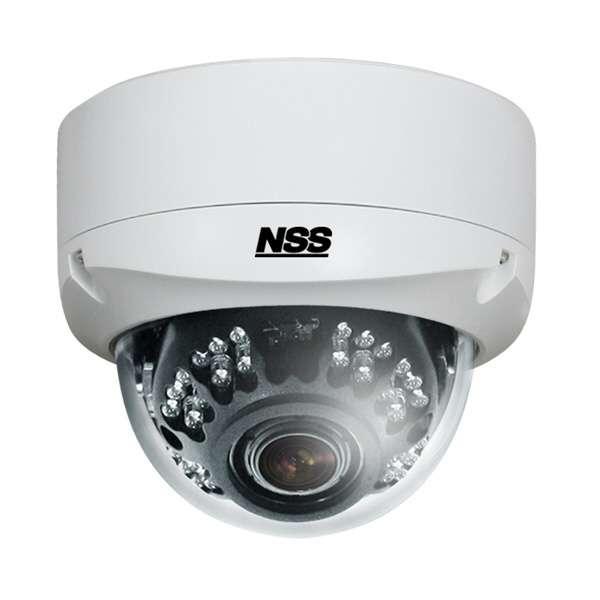 フルHD AHD防水暗視バリフォーカルドームカメラ NSC-AHD933-F