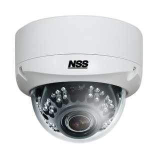 フルHD AHD防水暗視電動バリフォーカルドームカメラ NSC-AHD933M-F