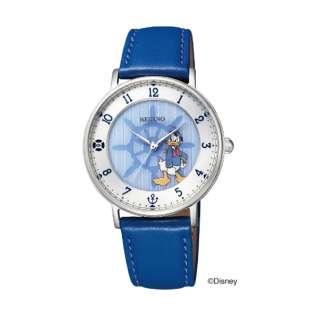 [ソーラー時計]レグノ(REGUNO)Disneyコレクション「ドナルドダック」モデル 「ソーラーテック」 KP3-112-10【数量限定 800本】【ユニセックス】