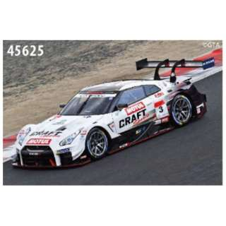 1/43 CRAFTSPORTS MOTUL GT-R SUPER GT GT500 2018 No.3