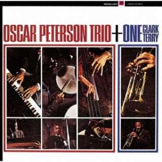オスカー・ピーターソン(p)/ オスカー・ピーターソン・トリオ+1、クラーク・テリー 【CD】
