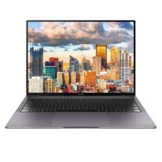 MAW19BH58BNCNNUA ノートパソコン MateBook X Pro スペースグレー [13.9型 /intel Core i5 /SSD:256GB /メモリ:8GB /2018年6月モデル]