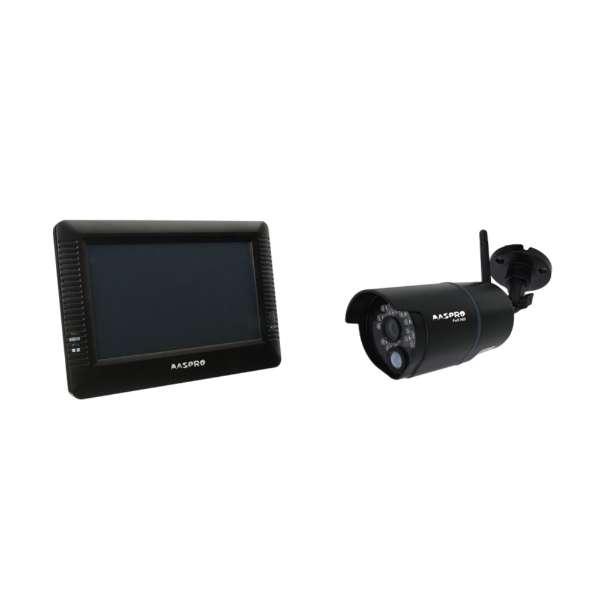 モニター&ワイヤレスHDカメラセット(7インチモニター) WHC7M2