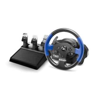 T150 PRO Force Feedback Racing Wheel for PS4/PS3 4160706 【PS4/PS3】