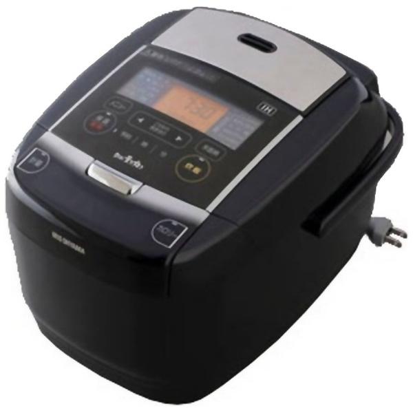 アイリスオーヤマ IHジャー炊飯器(5.5合炊き) 銘柄量り炊きIH炊飯器 KRC-IC50-B