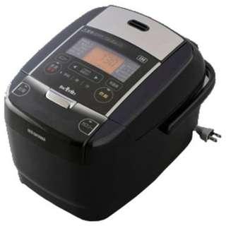 KRC-IC30 炊飯器 銘柄量り炊き ブラック [3合 /IH]