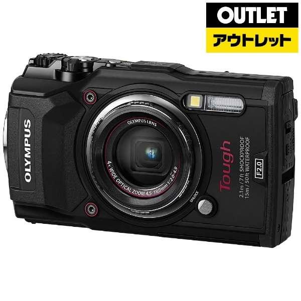 【アウトレット品】 コンパクトデジタルカメラ Tough(タフ) [防水+防塵+耐衝撃] TG-5  ブラック 【外装不良品】