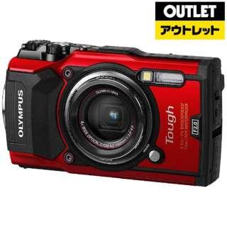 【アウトレット品】 コンパクトデジタルカメラ Tough(タフ)  [防水+防塵+耐衝撃] TG-5 レッド 【外装不良品】