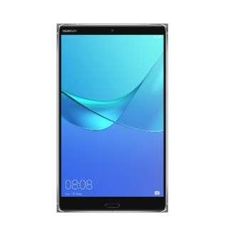 【LTE対応 】MediaPad M5 グレー [M58SHTAL09LTEGR]Kirin 960 2018年5月モデル  Android 8.0  SIMフリータブレット SHT-AL09 スペースグレー [8.4型 /ストレージ:32GB /SIMフリーモデル]