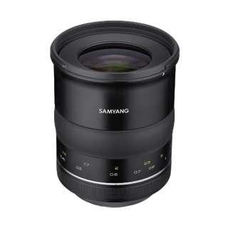 カメラレンズ XP50mm F1.2 ブラック [キヤノンEF /単焦点レンズ]