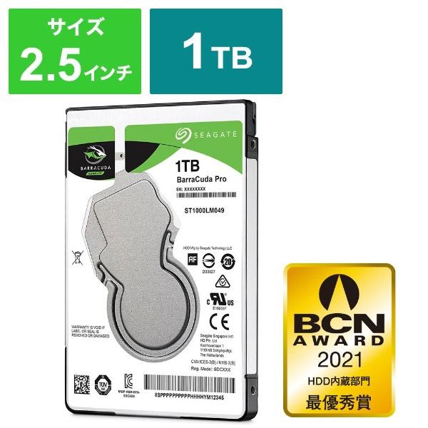 SEAGATE ST1000LM049 [1TB 7mm]
