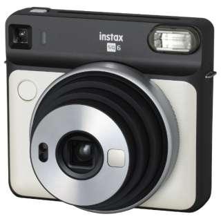 インスタントカメラ 『チェキ』 instax SQUARE SQ6 パールホワイト