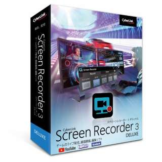 Screen Recorder 3 Deluxe 通常版