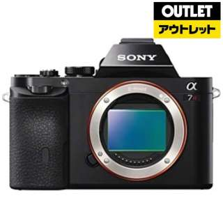 【アウトレット品】 ILCE-7R ミラーレス一眼カメラ α7R [ボディ単体] 【生産完了品】