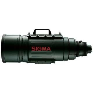 カメラレンズ APO 200-500mm F2.8 / 400-1000mm F5.6 EX DG マッドグリーン [シグマ /ズームレンズ]