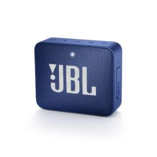 JBLGO2BLU ブルートゥース スピーカー ブルー [Bluetooth対応 /防水]