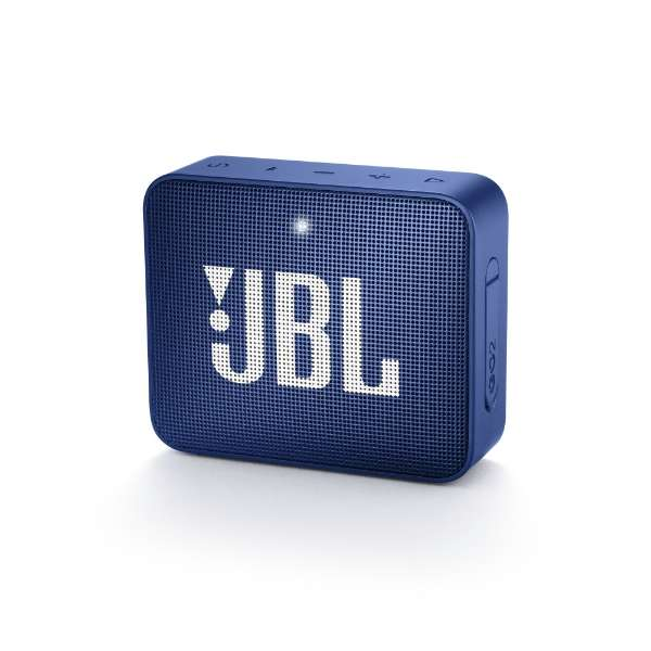 ブルートゥース スピーカー JBLGO2BLU ブルー [Bluetooth対応 /防水]