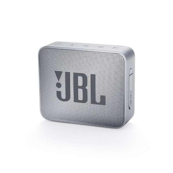 JBLGO2GRY ブルートゥース スピーカー グレー [Bluetooth対応 /防水]