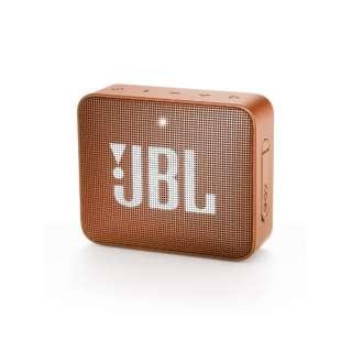 ブルートゥース スピーカー JBLGO2ORG オレンジ [Bluetooth対応 /防水]