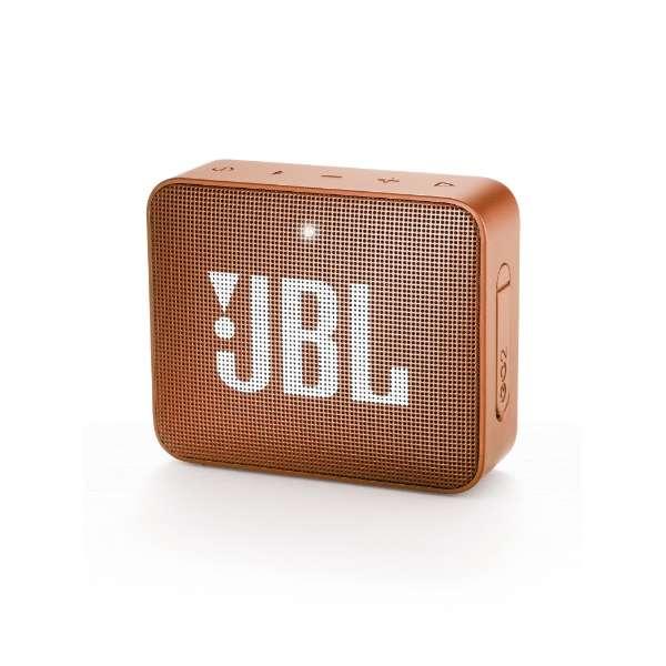 JBLGO2ORG ブルートゥース スピーカー オレンジ [Bluetooth対応 /防水]