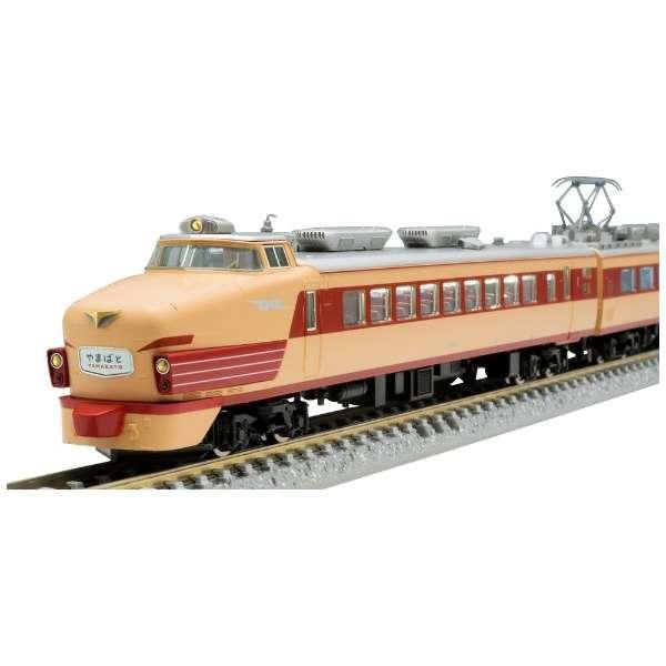 Nゲージ】98994 限定品 国鉄 485系特急電車(やまばと・あいづ)(室内 ...
