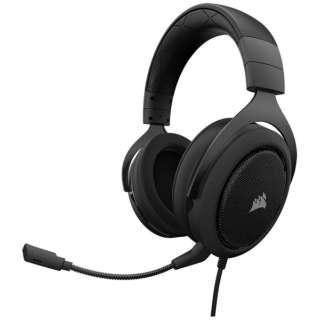CA-9011173-AP ゲーミングヘッドセット ブラック [φ3.5mmミニプラグ /両耳 /ヘッドバンドタイプ]