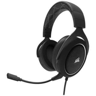CA-9011174-AP ゲーミングヘッドセット ホワイト [φ3.5mmミニプラグ /両耳 /ヘッドバンドタイプ]