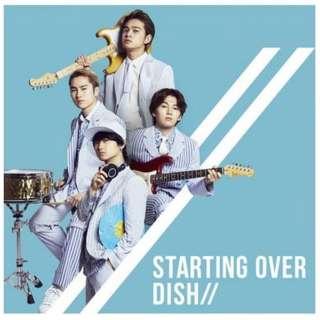 DISH/// Starting Over 通常盤 【CD】